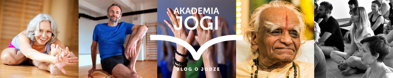 Osoby ćwiczące jogę, zajawka blog o jodze
