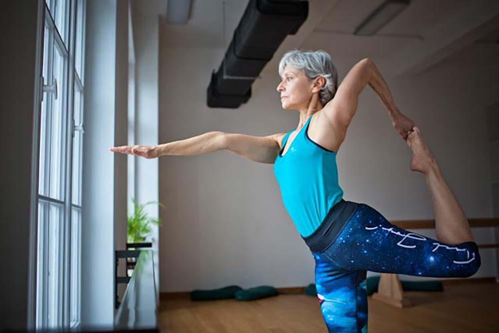 Ubranie dla kobiet do ćwiczenia jogi