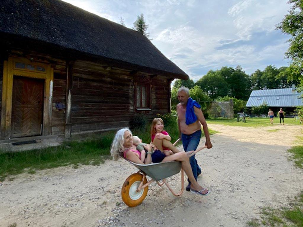 Lato z joga - Zagroda Ojrzanów