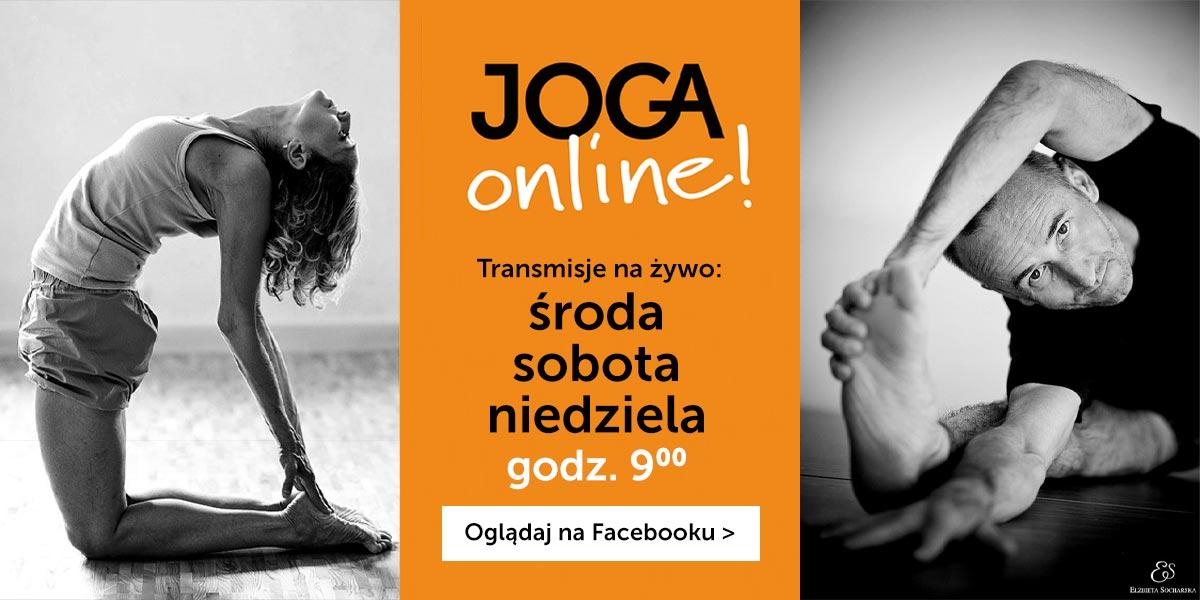 Zajawka joga online