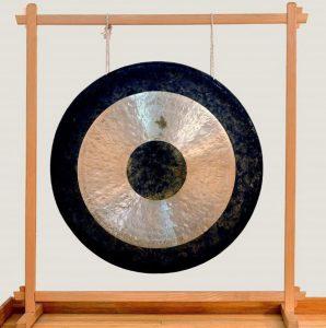 Joga Foksal - gongi