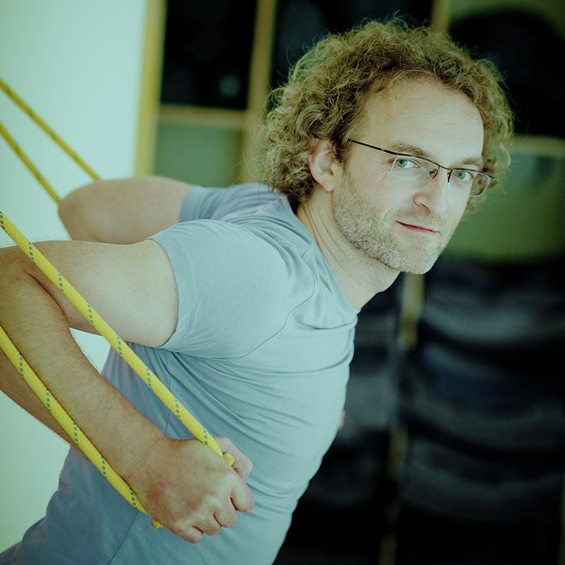 Zajęcia z jogi regeneracyjnej