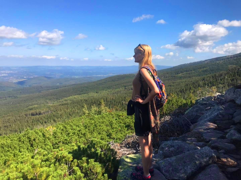 Wyjazdy z Joga Foksal - joga w Górach Izerskich